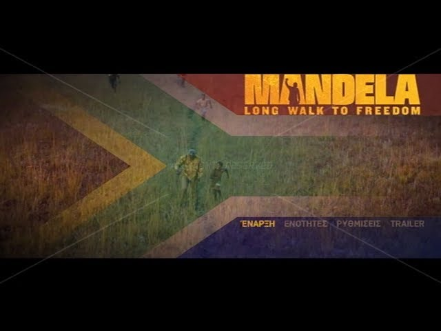 Mandela – Long Walk to Freedom (DVD)