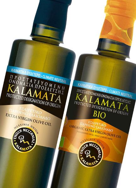 Messinia Union PDO Kalamata extra virgin olive oil 1