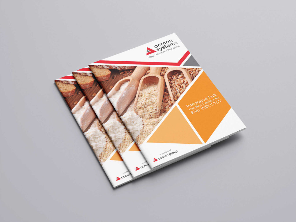 ACMON SYSTEMS_FOOD BROCHURE COVER