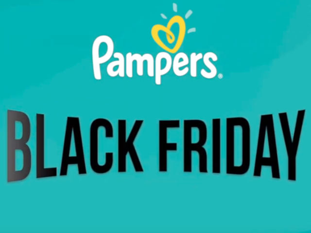 Pampers BlackFriday TVC Localisation